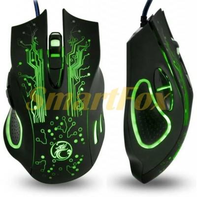 Мышь проводная игровая iMICE X-9