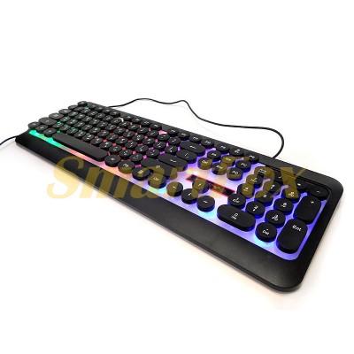 Клавиатура проводная игровая с подсветкой M300