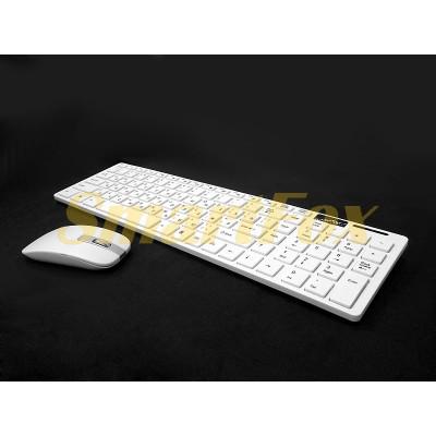 Клавиатура + мышь беспроводные K06
