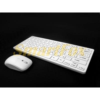 Клавиатура + мышь беспроводные K03