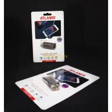 Флеш память USB 2.0 8Gb ATLANFA AT-U1 с цепочкой