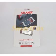 Флеш память USB 2.0 16Gb ATLANFA AT-U1 с цепочкой