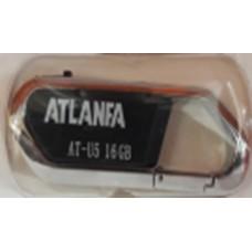 Флеш память USB 2.0 32Gb ATLANFA AT-U5 с брелком для ключей