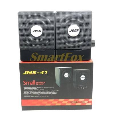 Колонки для PC 2.0 USB JNS41 220V
