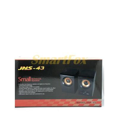 Колонки для PC 2.0 USB JNS43 220V
