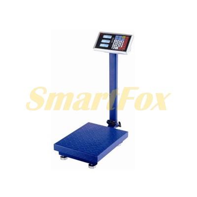 Весы электронные торговые BITEK YZ-909-G5-100kg с усиленной платформой до 100кг (30х40см)