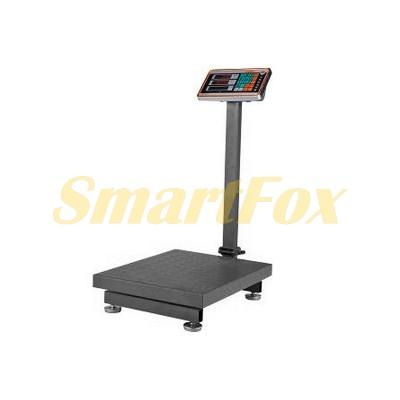 Весы электронные торговые BITEK YZ-909-G5-300kg с усиленной платформой до 300кг (45х60см) 2шт-ящик