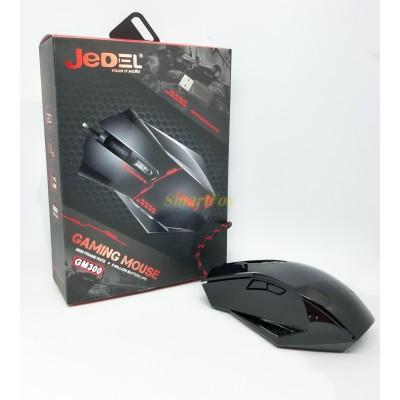Мышь проводная игровая JEDEL GM300