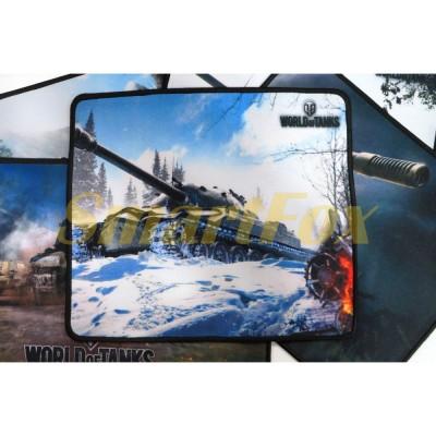 Коврик для мышки H-8 World of Tanks (29х25 см)