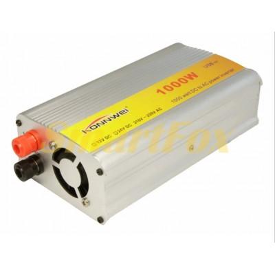 Преобразователь (инвертор) 24V/1000W