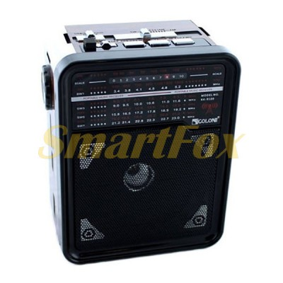 Радиоприемник с USB GOLON RX-9100