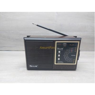 Радиоприемник с USB GOLON RX-9933UAR