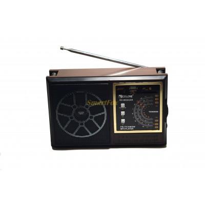 Радиоприемник с USB GOLON RX-9922UAR