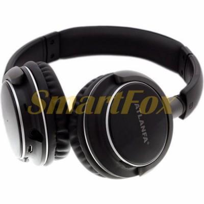 Наушники беспроводные Bluetooth AT-7612 (MP3+FM)