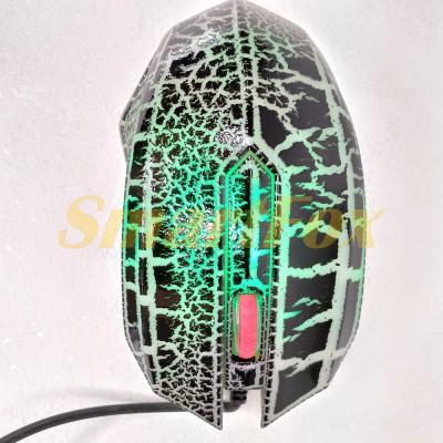 Мышь проводная X10 с подсветкой