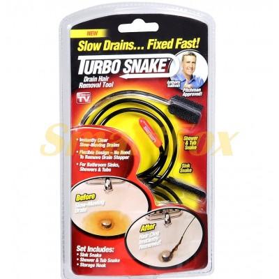 Устройство для очистки труб и раковин Sink snake