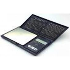 Карманные весы CS-500g с цифровым дисплеем для взвешивания мелких предметов (0,01гр-500гр)+батарейки