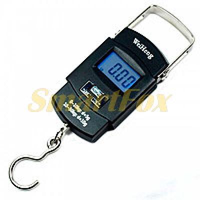 Весы кантерные цифровые WH-A08 (0,01гр- 50кг)+батарейки в комплкте