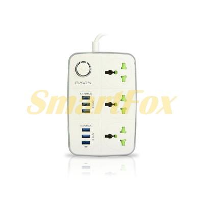Сетевой фильтр с USB PC588