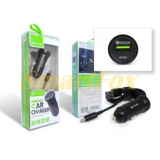 АЗУ USB 2,4А + кабель USB/microUSB QC3.0 BAVIN PC362-V8