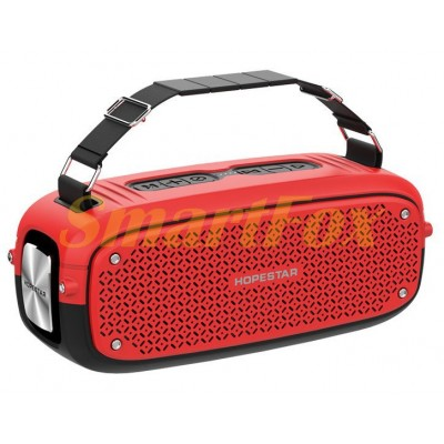 Портативная колонка Bluetooth HOPESTAR A21 Красный