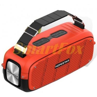 Портативная колонка Bluetooth HOPESTAR A21 Оранжевый