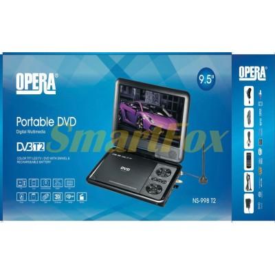 Портативный DVD-проигрыватель с Т2 998 T2