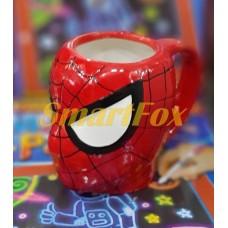 Детская чашка керамическая SL-KH023-1 Человек паук (без ...