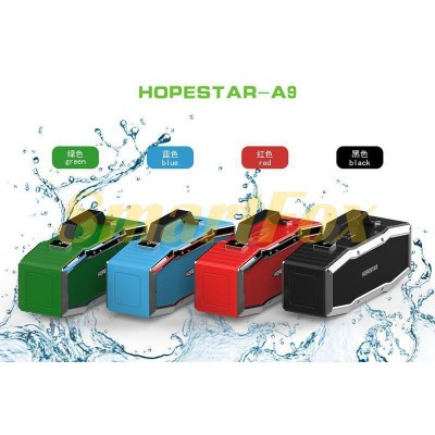 Портативная колонка Bluetooth HOPESTAR A9SE