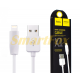 Кабель USB/IPHONE 5 Apple HOCO X1 (1 м)