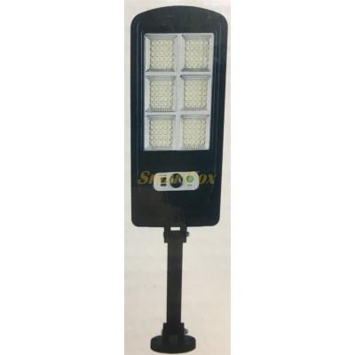 Уличный фонарь на солнечной батарее W755-6 (SMD) SLR